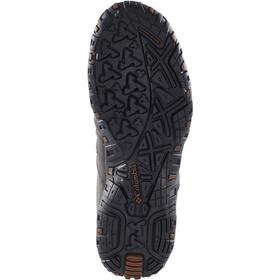 Columbia Woodburn II Zapatillas Resistente al Agua Hombre, brown/cinnamon